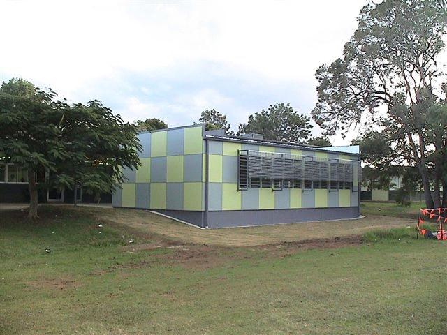 PERFORMING ARTS BUILDING EXTENSION